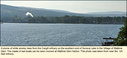 Finger Lakes New York Geology Salt Mines And Brine Wells - Lake erie salt mines