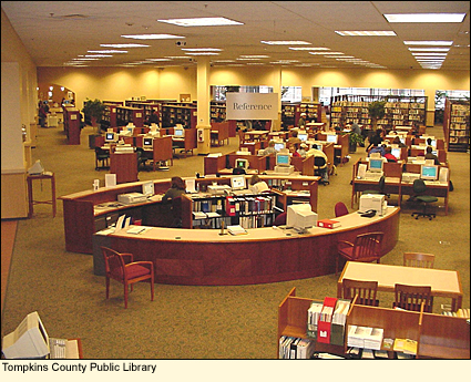 Library Interior Images