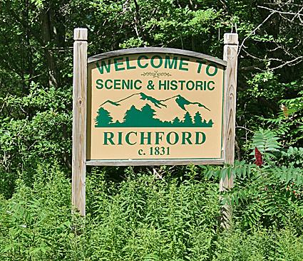 Richford new york