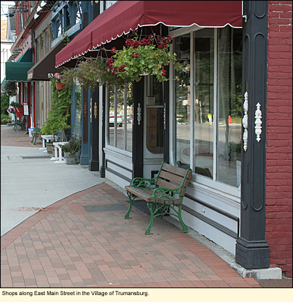Finger Lakes, New York | Tompkins County | Town of Ulyssesulysses town