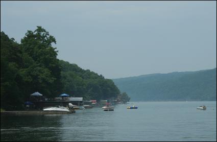 Finger Lakes New York Skaneateles Lake Tourism Travel And