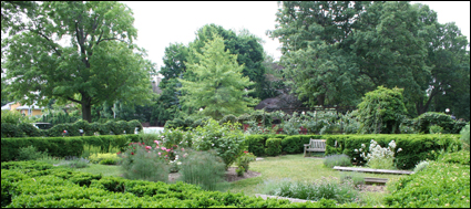 Finger Lakes New York Gardening Public Gardens