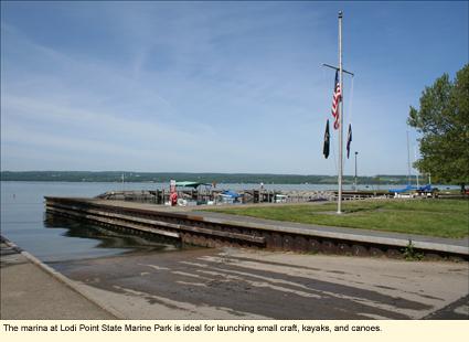 Finger Lakes New York State Parks Seneca County